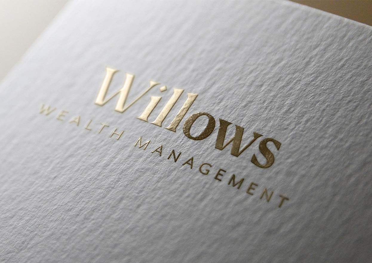 Wealth Management Logo Design