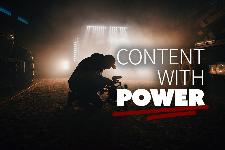 Content With Power
