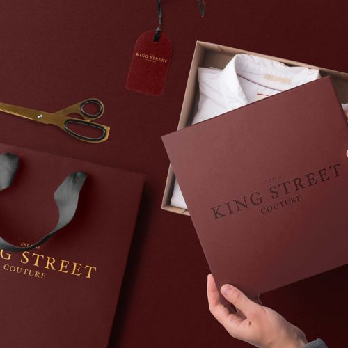 King Street Couture X Create8