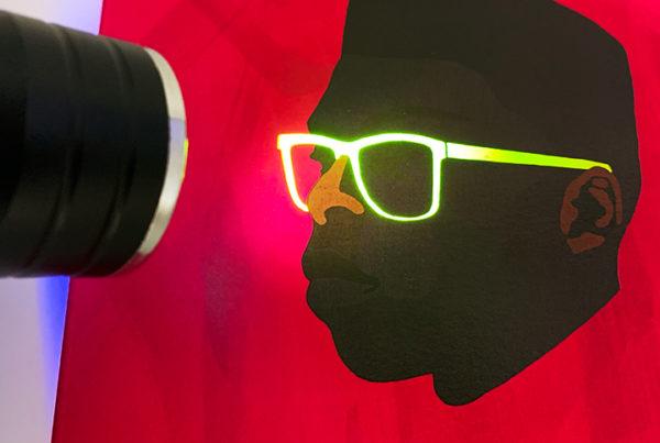 Neon Printing Image