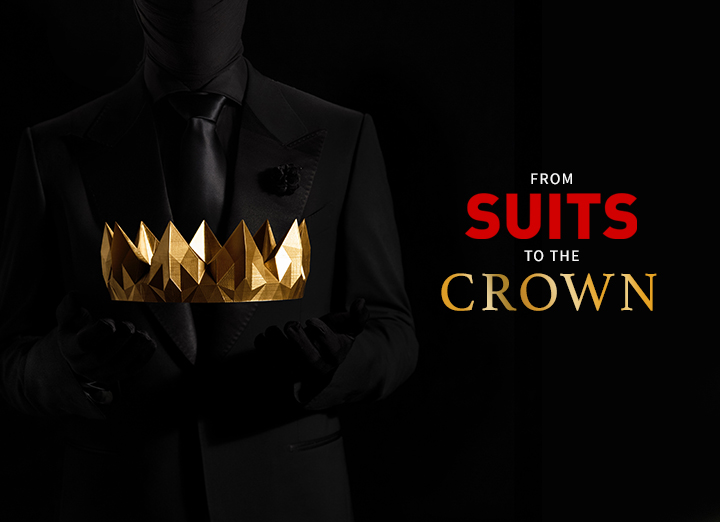 076. From Suits to The Crown (Opinion)