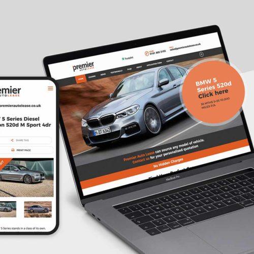 Premier Auto Lease X Create8