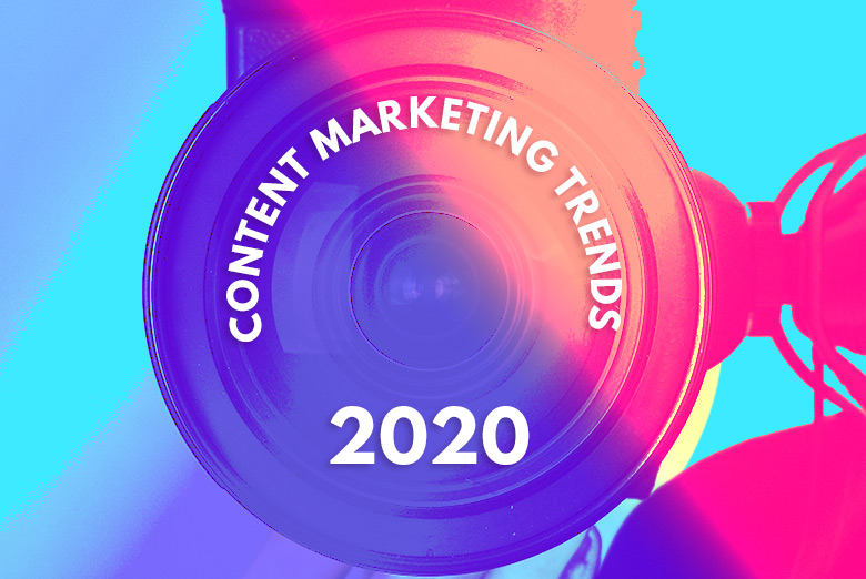 Content Marketing 2020 header