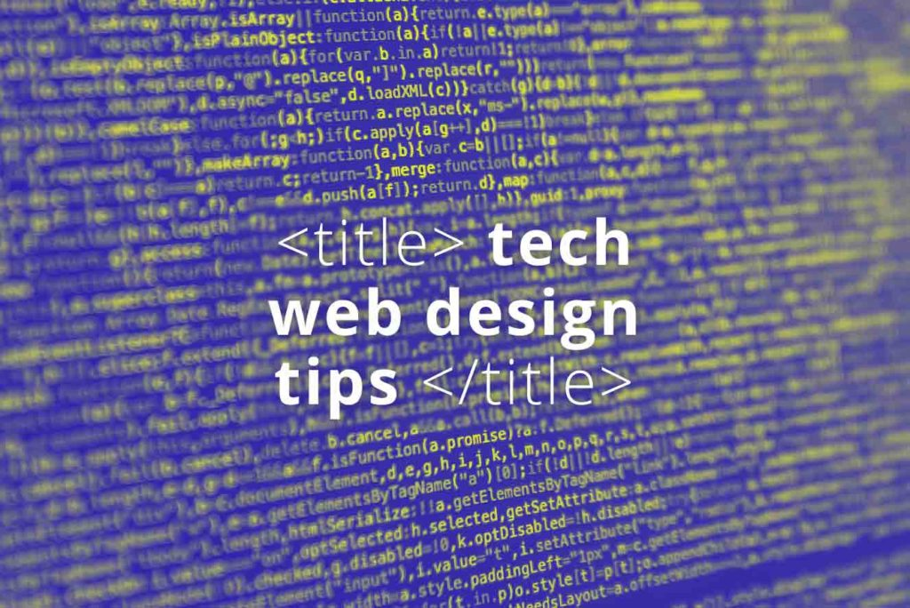 tech-web-design-manchester