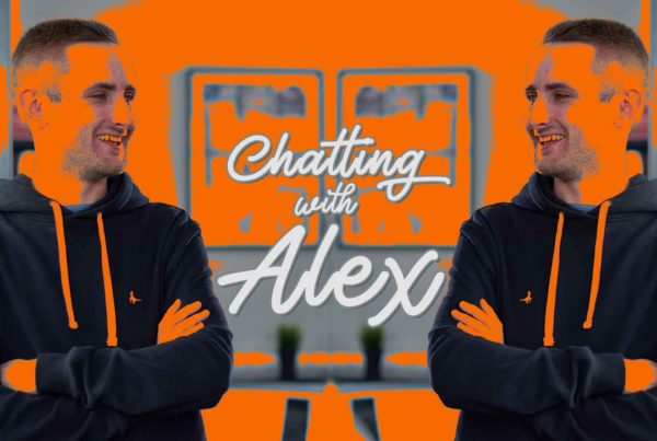 Web Design Interview with Alex