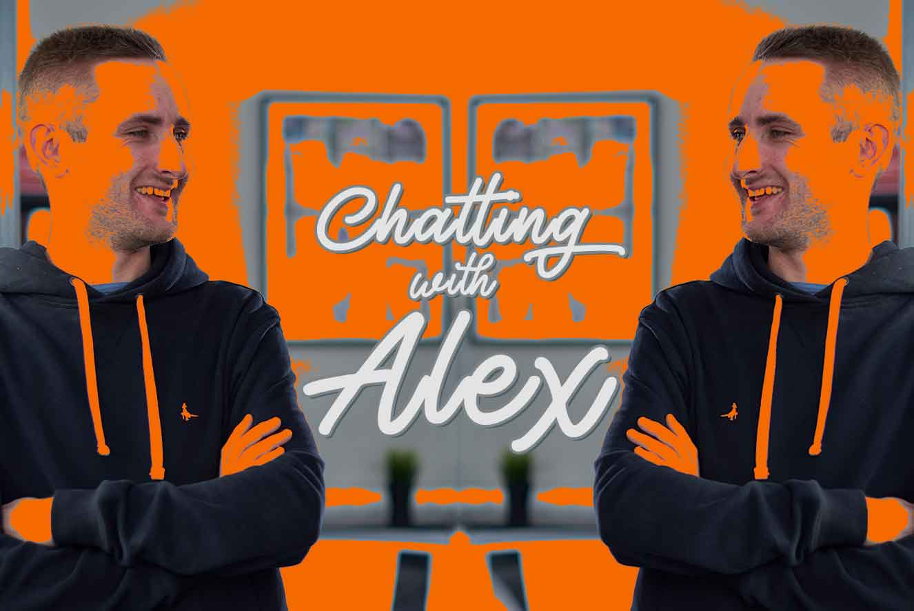 103. Chatting with Alex – Web Design Interview