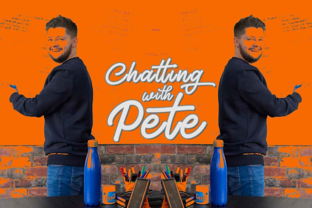 pete packaging design interview