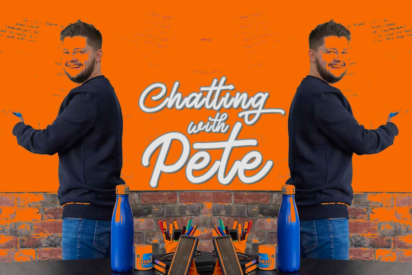 110. Chatting with Pete – Packaging Design