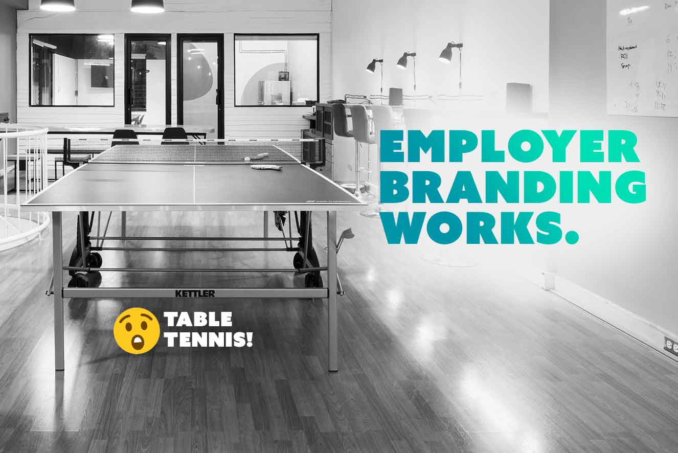 Why Employer Branding Works