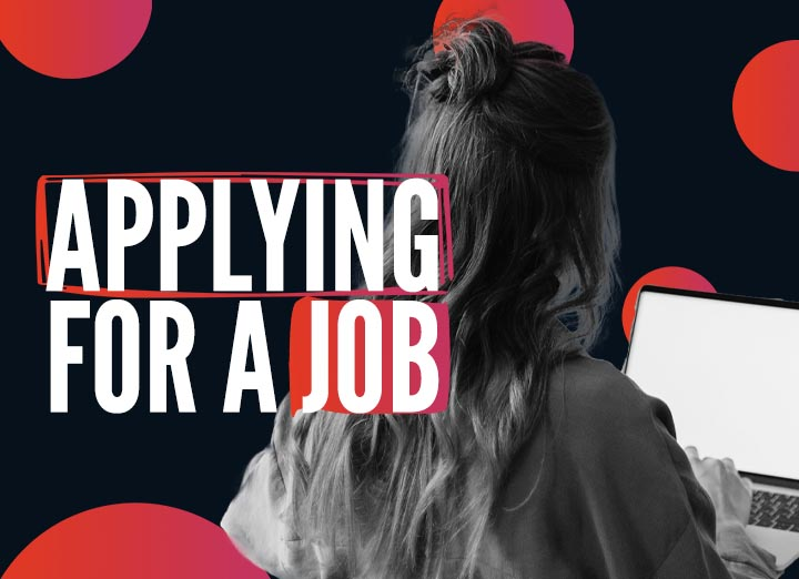 Applying for a Job at a Design Agency