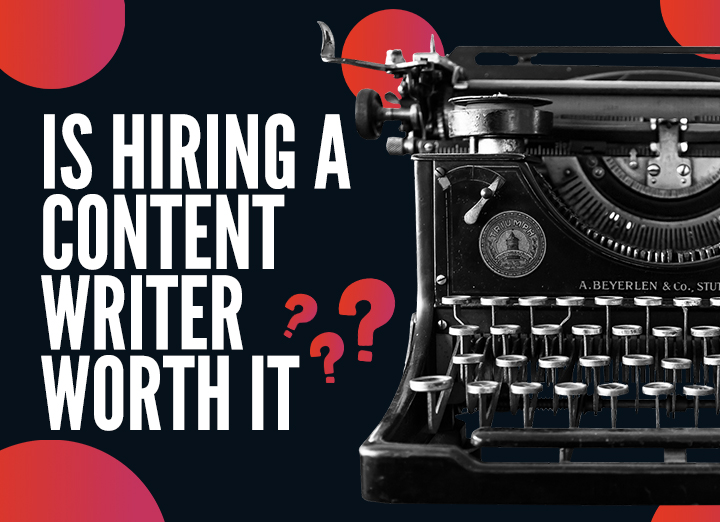 Should You Hire a Content Writer?