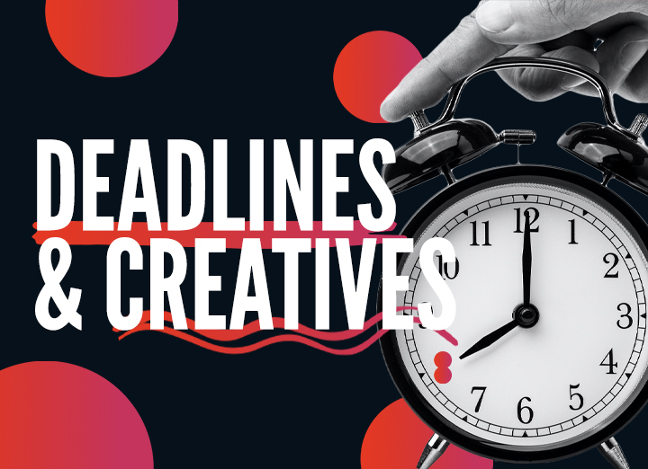 Deadlines in the Creative Sector