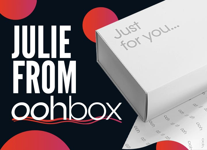 Interview – Julie from the OohBox Brand