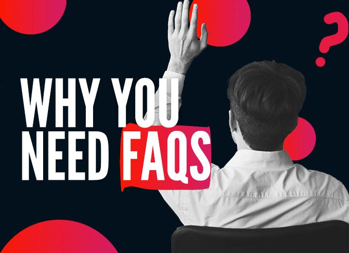 FAQs on eCommerce Websites