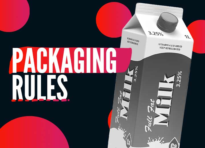 What to Put On Packaging