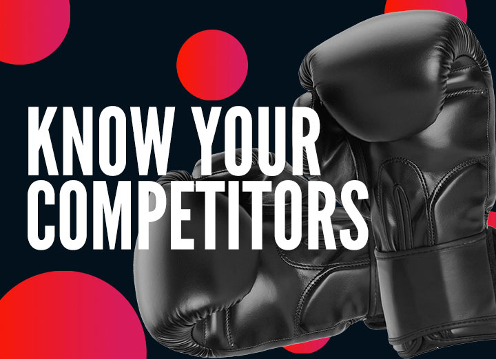 Know Your Competitors – Brand Marketing