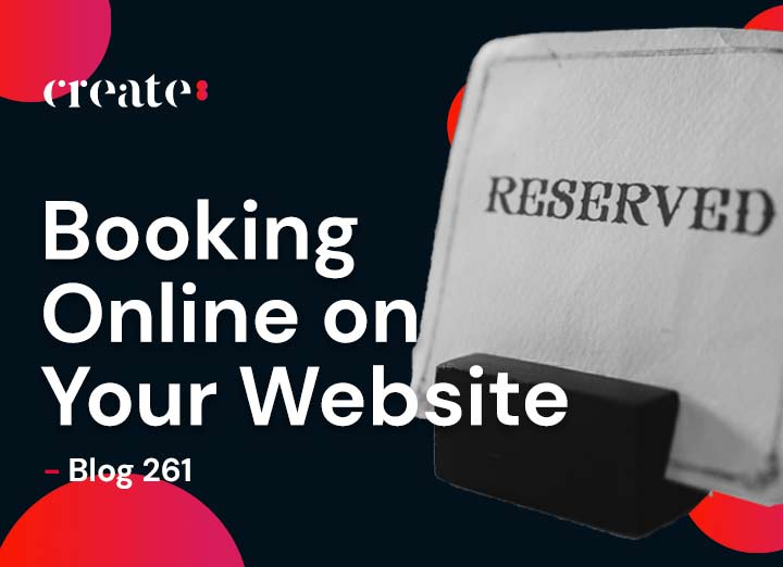 Online Booking System on Your Website