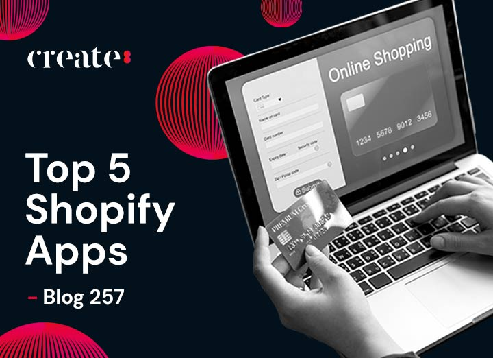 Top Five Shopify Apps to Increase Sales!