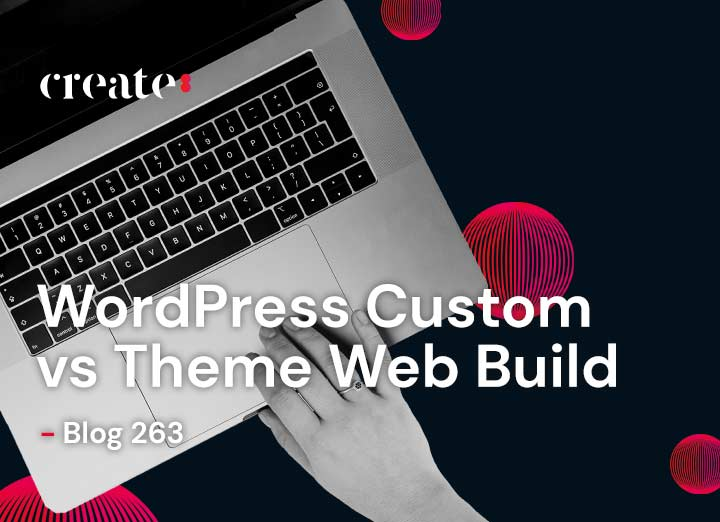 WordPress Website – Custom or Theme Web Build