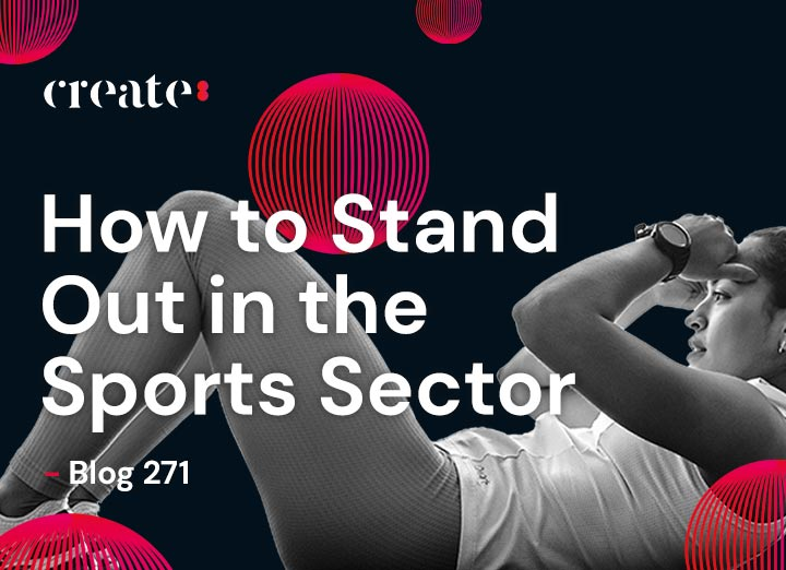 How to Stand Out in the Sports Sector