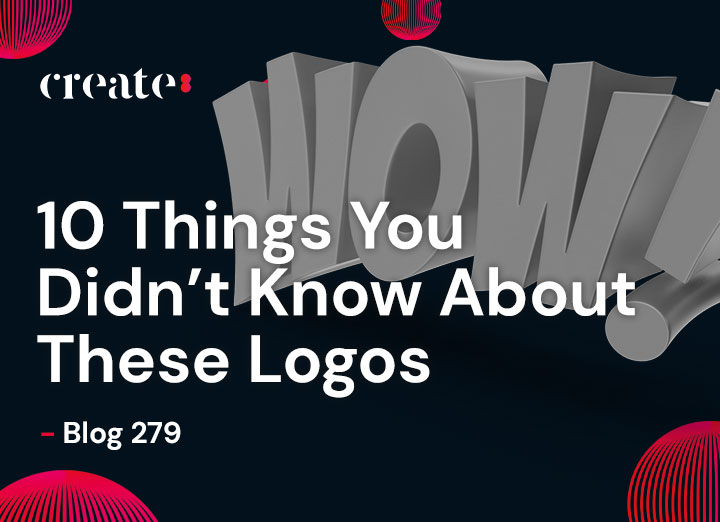 Ten Things You Didn't Know About These Logos