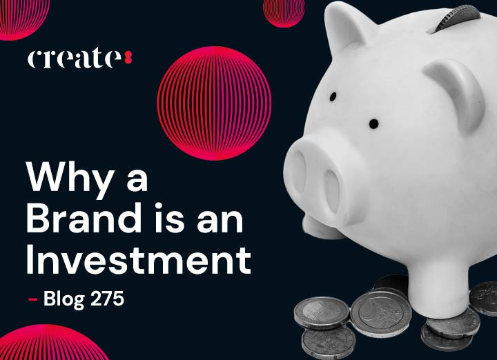 Why a Brand Is an Investment