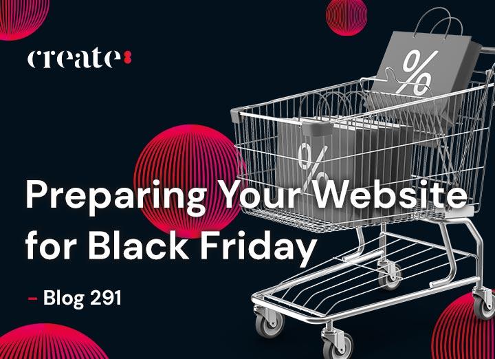 Preparing Your Website for Black Friday